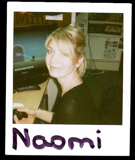 Naomi Summerscales